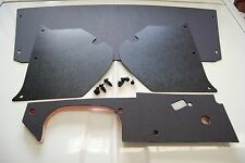 HK HT HG HOLDEN REAR SEAT & FIREWALL INSULATION & KICK PANELS PLUS CLIPS