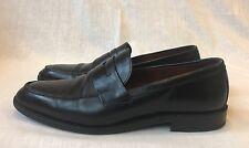 Allen Edmonds Presidio Black Penny Loafer Slip On Shoes - Size 11.5 B (Narrow)