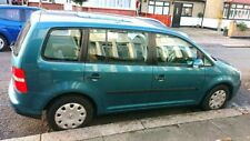 VW Touran 1.6FSI petrol 2003 Spares or repair