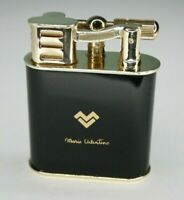 Mario Valentino VTG Flip Top Style Cigarette Lighter (Tested NON WORKING)