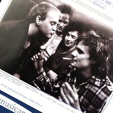 """THE REPLACEMENTS PROMO ONLY 7"""" VINYL RARE PHOTO COVER N.MINT"""