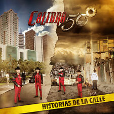 Calibre 50 - Historia de la Calle [New CD]