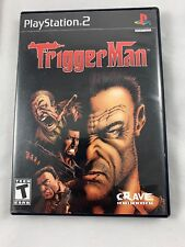 Trigger Man - PS2, Sony Playstation 2 Game -