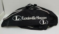 New listing LOUISVILLE SLUGGER YOUTH BASEBALL/SOFTBALL BAT BAG BACKPACK BLACK