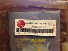 LG Main Board Repair Kit for 42LW5700 47LW5700 55LW5700 42LW570 47LW570 55LW570