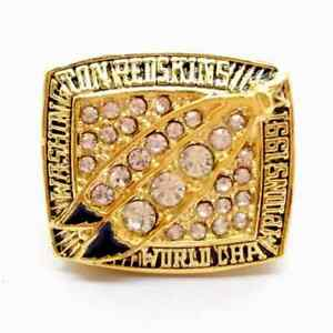 1991 Washington Redskins Championship ring NFL