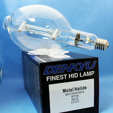 MH1000/U/GREEN/BT56 DENKYU 10370 MH1000 GREEN Metal Halide Lamp M47/E Bulb