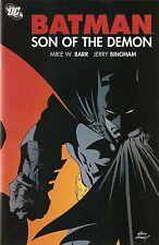 Batman '87 Son of the Demon VF Y2