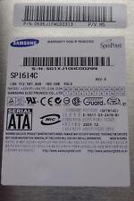 Samsung SP1614C | P/N: 0696J1FWC00313 MS | 2003.12 | BF41-00069A Rev.11 | 160GB
