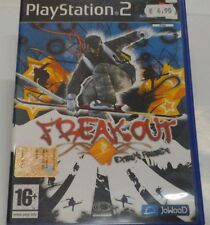 Freak Out - Extreme Freeride per PS2 - PlayStation 2 PAL