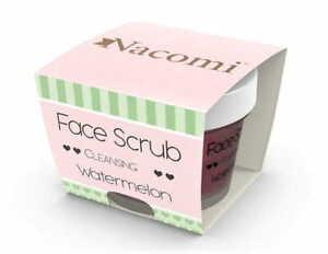 NACOMI Face Scrub Cleansing Watermelon 80g.