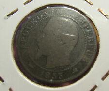 Frankrijk 5 centimes 1855 (K)
