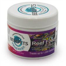 BeneReef Corail Reef Nourriture (41.4ml 40g) Benepets Mer Aquariums Probiotique