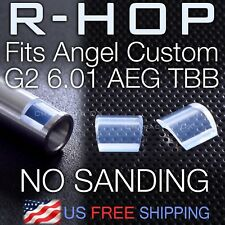 RHOP Fit Angel Custom G2 6.01 Airsoft AEG Tightbore TBB Barrel NO-Sanding-Needed