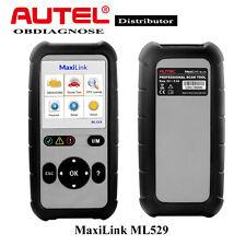 Autel MaxiLink ML529 OBDII Auto Car Code Reader Fault Scanner diagnostic Mode 6