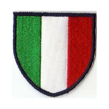 [Patch] SCUDETTO ITALIA MARINA AERONAUTICA blu cm 5x5 toppa ricamata ricamo -362
