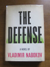 THE DEFENSE by Vladimir Nabokov -CHESS  1st/1st  - HCDJ 1964 -  VG+ $5.00 Lolita
