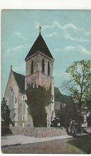 Ashford Church Middlesex Vintage Postcard 124a