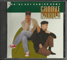 Ambersunshower GROOVE GARDEN You're Not Coming Home MIX & INSTRUMENTAL CD Single