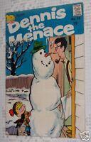 COMIC BOOK DENNIS THE MENACE HALLDEN FAWCETT 1962