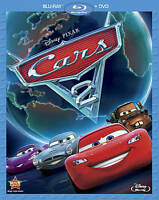 Cars 2 (Blu-ray/DVD, 2011, 2-Disc Set)