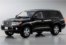 Toyota Land Cruiser 200 black 1:18 Kyosho