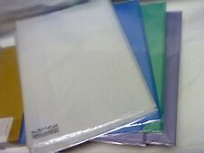 A4 x 10 POCKETS FLEXIBLE COVER SLIM DISPLAY BOOK EASTLIGHT BRAND-LOW PRICED