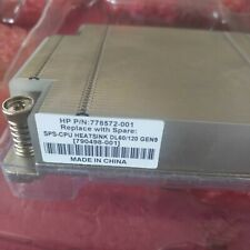 HP DL60 DL120 Gen9  778572-001 790498-001 Heatsink