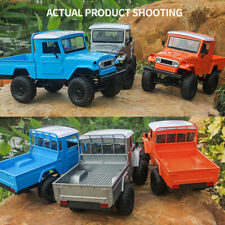 MN-45 RC Crawler 2.4G 4WD Off-Road Truck 4x4 1/12 RC Car High Speed RTR Toy