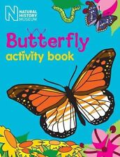 Butterfly Activity Book by Natural History Museum London (Paperback, 2016)