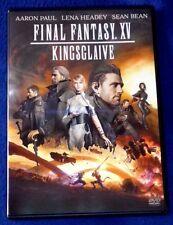 FINAL FANTASY XV Kingsglaive DVD