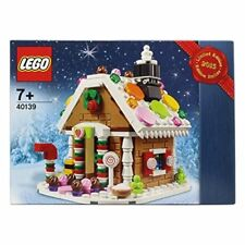 LEGO Gingerbread House (277 Pc)