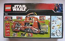 LEGO® STAR WARS? 7662 Trade Federation MTT? NEU&OVP Jahr 2007