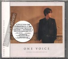 Super Junior Kyuhyun: One Voice - Japanese Album 2017 CD & DVD & PHOTO CARD
