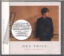 Super Junior Kyuhyun: One Voice - Japanese Album 2017 CD & DVD & PHOTO CARD