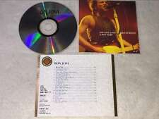 Bon Jovi - (Dynamic Live)Live USA Europe 1987-1992 Australia CD A5
