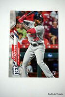 Randy Arozarena 2020 Topps Series One Base Rookie Card RC #229 Cardinals Rays