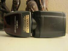 Minolta Program 5400 Hs 1/8000 High speed Sync shoe mount Flash