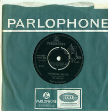 "the BEATLES Paperback Writer / Rain (UK PARLOPHONE R 5452 EX+ VINYL SINGLE 7"")"