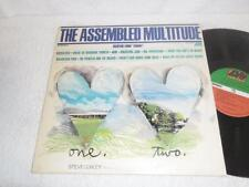 THE ASSEMBLED MULTITUDE~Overture from Tommy~1970 ATLANTIC ORIG STEREO LP EXC