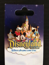 Disney Characters Pin