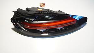 Porsche 718 982 Boxster Cayman Rear Light Hl LED Eu d-73