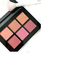 Profusion GENUINE Professional Cosmetics 6 Colour Blush Palette ❤