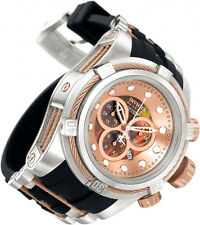 @NEW Invicta Reserve 52mm Bolt Zeus Swiss Movt Stainless Steel Watch 0829