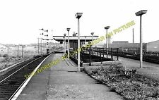 Swinton Town Railway Station Photo. Kilnhurst - Wath. Midland Railway. (1)