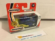 Matchbox * #19 Dirt Machine * BLUE * MXB in Box * A3