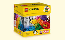 Lego Cube Set de 10695 comprend 580 briques grande boîte Garçons Filles 10681 10682