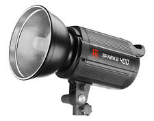 Jinbei Spark II-300 Studio Flash 400W Cooling Fan Heimann lamp GN52