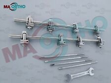 External Fixator Clamp 3.5 mm Complete Set Orthopedic Surgical Instruments