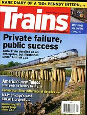 Trains Magazine January 2013 Rare Diary of a '50s Pennsy Intern